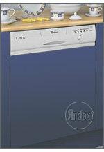 Посудомоечная машина Whirlpool ADG 9540 IX