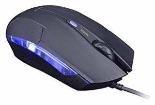 Мышь e-blue EMS128BK Cobra-S Black USB
