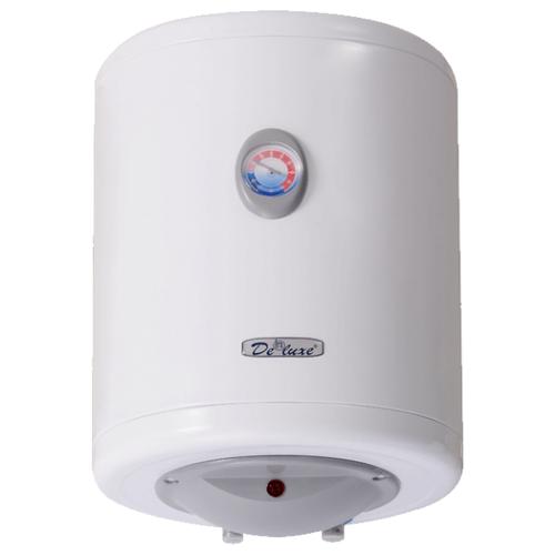 Накопительный электрический водонагреватель De Luxe 4W20Vs водонагреватель накопительный de luxe w50v 50л 1 5квт белый