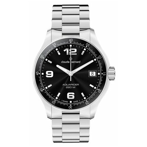 Наручные часы Claude Bernard 70165-3NIN наручные часы claude bernard 31211 3nin