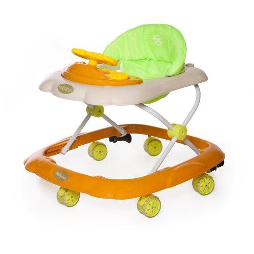 Ходунки Baby Care Optima горчичный baby care ходунки baby care corsa