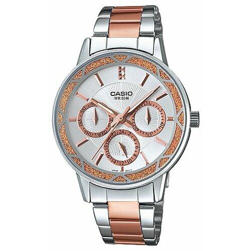 Наручные часы CASIO LTP-2087RG-7A часы casio ltp 1359d 7a