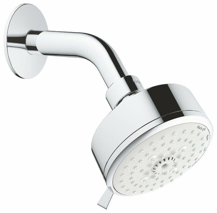 Верхний душ встраиваемый Grohe Tempesta Cosmopolitan 27869001 хром
