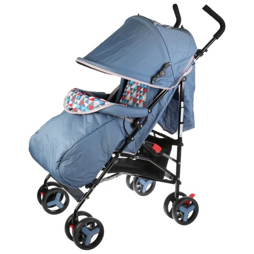 Фото - Прогулочная коляска Bimbo Angel F темно-синий коляска прогулочная bimbo 263317 263317 серый