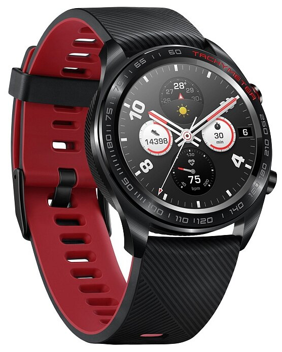 Honor Часы Honor Watch Magic (silicone strap)