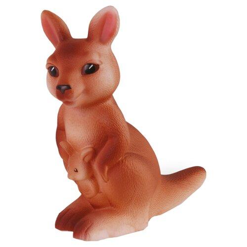 Купить Игрушка для ванной ОГОНЁК Кенгуру Кенга (С-806) коричневый, Игрушки для ванной