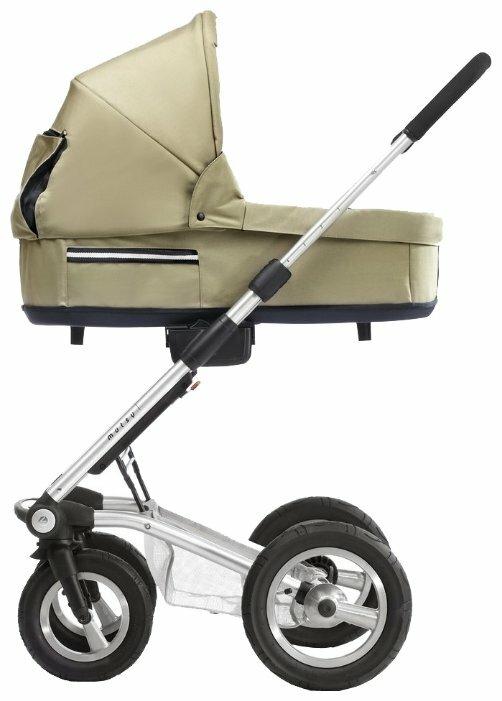 Универсальная коляска Mutsy 4rider single spoke Standard frame
