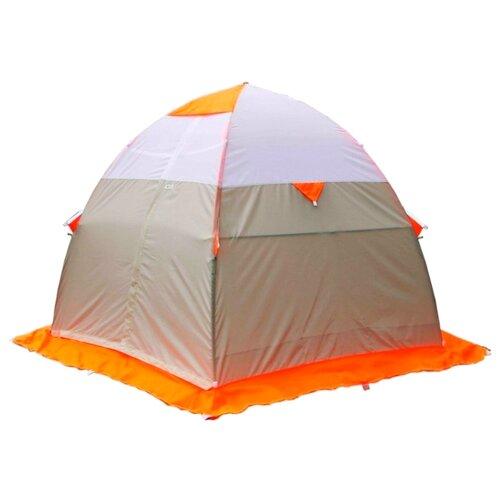 Палатка ЛОТОС 3 Эко оранжевый