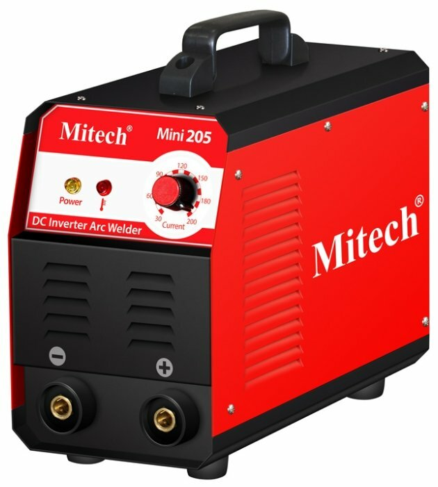 Сварочный аппарат Mitech Mini 205 (TIG, MMA)