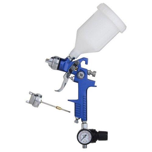 Краскопульт пневматический VOYLET H-827 KIT 1.4 мм / 1.7 мм краскопульт пневматический gav 2200 1 8 9727