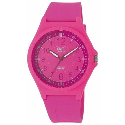 Фото - Наручные часы Q&Q VQ66 J012 vq66 003