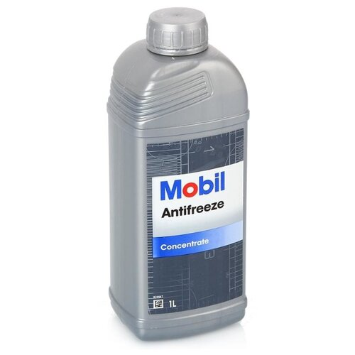 Антифриз MOBIL Antifreeze (Синий – Концентрат) 1 л