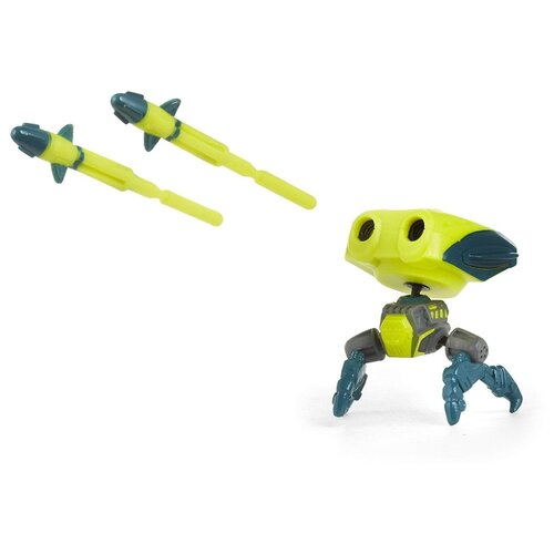 Игровой набор MGA Entertainment Ready2Robot 553977 mga игровой набор mga entertainment ready2robot капсула и минибот набор 3