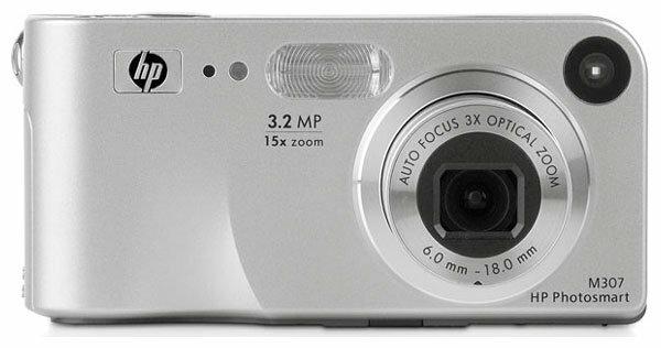 Фотоаппарат HP Photosmart M307