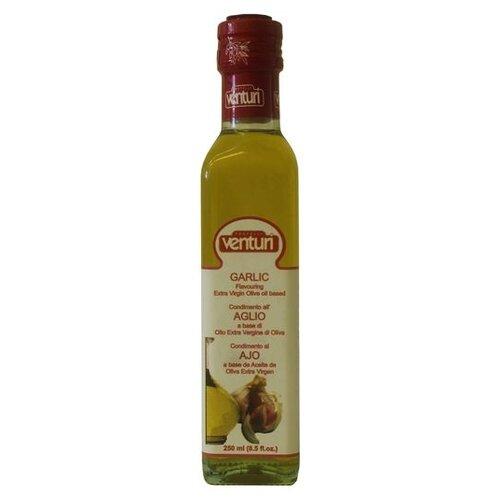 Venturi Масло оливковое Extra virgin с чесноком 0.25 л