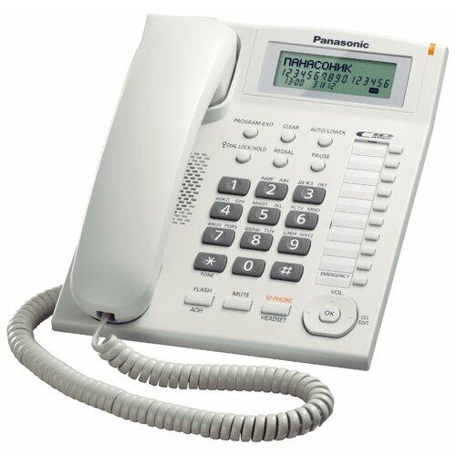 Телефон Panasonic KX-TS2388 белый
