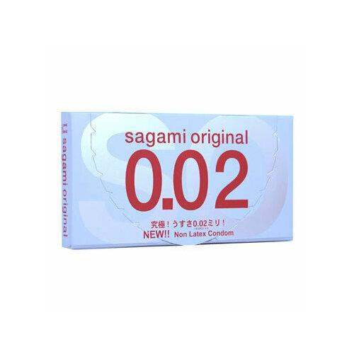 цена на Презервативы Sagami Original 0.02 (2 шт.)