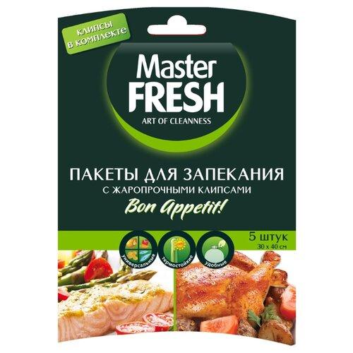 зубило sparta master с протектором 30 х 2 5 см Пакеты для запекания Master FRESH С0006110, 40 см х 30 см, 5 шт