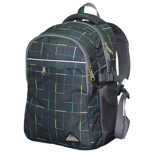 RISE Рюкзак М-340-тк, серый rise рюкзак м 340 эк серый