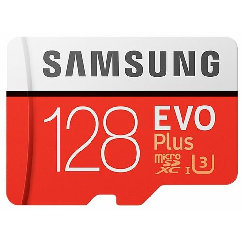 Фото - Карта памяти Samsung MB-MC128GA карта памяти samsung microsdxc evo v2 128gb adapter mb mc128ga ru