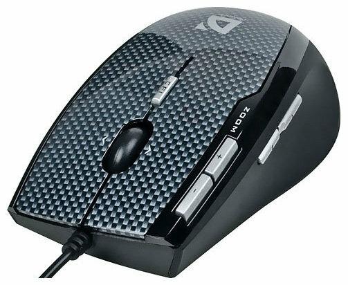 Мышь Defender S Zurich 750 Carbon USB