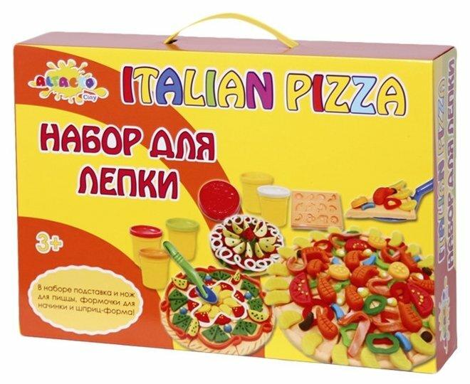 Масса для лепки Altacto Итальянская пиццерия (ACL1502-102)