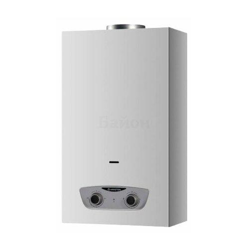 Проточный газовый водонагреватель Ariston Fast R ONM 10 водонагреватель проточный ariston fast r onm 14