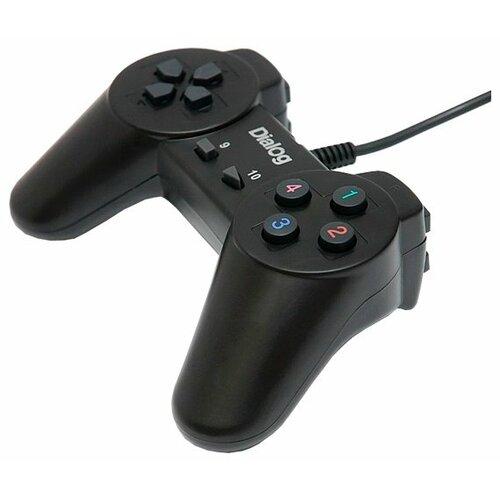 Купить Геймпад Dialog GP-A01 черный