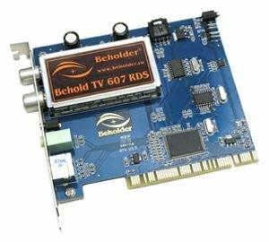 TV-тюнер Beholder Behold TV 607RDS