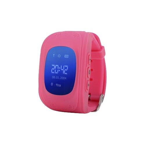 Детские умные часы Smart Baby Watch Q50, розовый