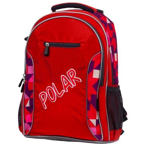 Купить POLAR Рюкзак П0082 оранжевый, Рюкзаки, ранцы
