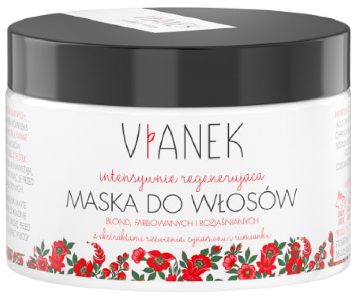 Vianek Интенсивно восстанавливающая маска для светлых крашенных волос