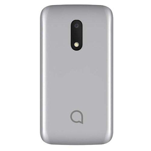 Купить Телефон Alcatel 3025X серебристый