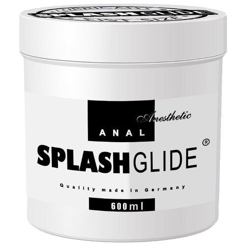 Гель-смазка Splash Glide ANAL anesthetic 600 мл банка банка 600 мл ens group