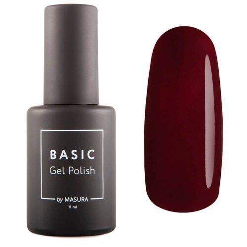 Фото - Гель-лак для ногтей Masura Basic, 11 мл, оттенок Дорогое Вино гель лак masura basic 35 мл оттенок черный кобальт