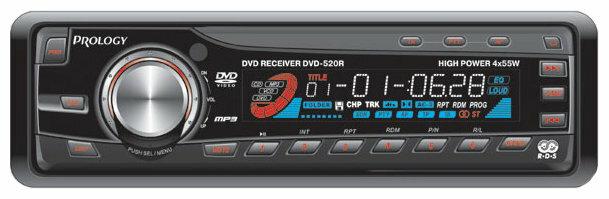 Автомагнитола Prology DVD-520R