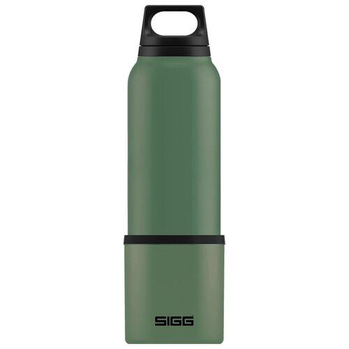 Термобутылка SIGG Hot & Cold, 0.75 л leaf green