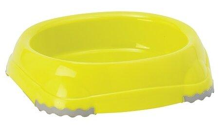 Миска пластиковая с ушками Canpol арт. 4/415, 4+ мес., цвет красный