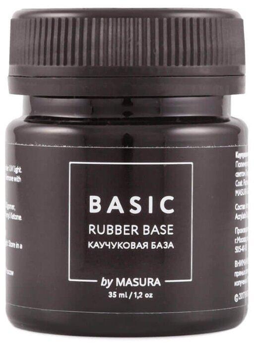 Базовое покрытие Masura Basic Rubber Base 35 мл