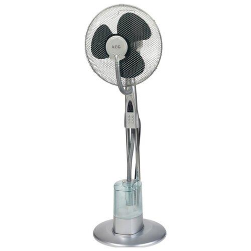 Напольный вентилятор AEG VL 5569 LB silver