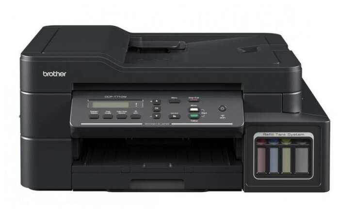 Brother МФУ Brother DCP-T710W InkBenefit Plus