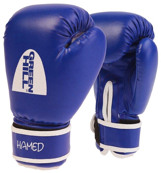 Боксерские перчатки Green hill Hamed (BGH-2036) без таргета