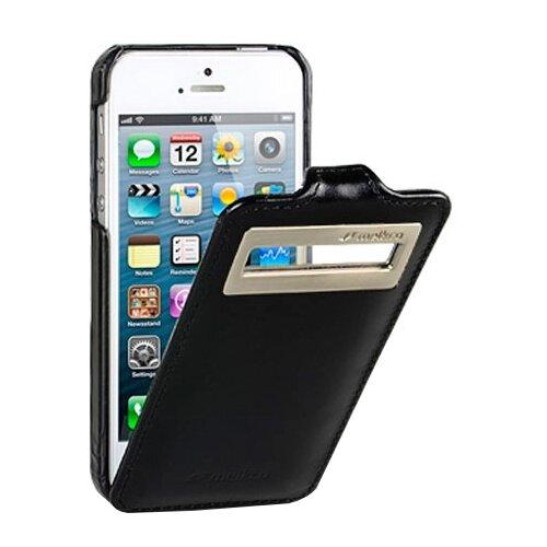 Чехол Melkco Jacka ID Type Vintage для Apple iPhone 5/iPhone 5S/iPhone SE черный чехол для сотового телефона melkco кожаный чехол флип для apple iphone x xs jacka type розовый
