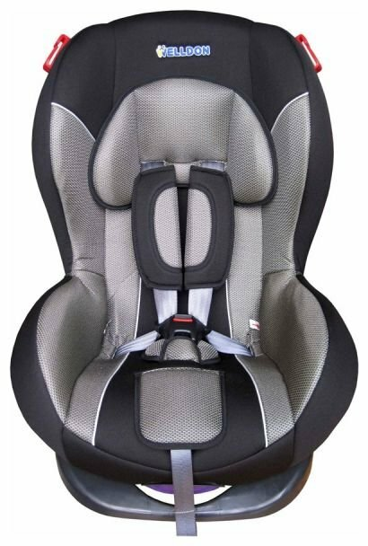 Автокресло группа 1/2 (9-25 кг) Baby Shield BS02-B21