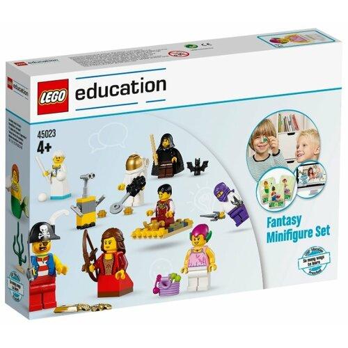 Купить Конструктор LEGO Education PreSchool DUPLO Сказочные и исторические персонаж 45023, Конструкторы