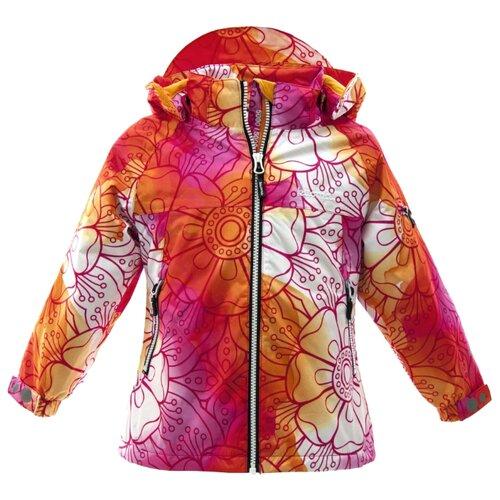 Куртка Kuoma OLIVIA размер 116, фуксияКуртки и пуховики<br>