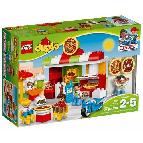 Конструктор LEGO Duplo 10834 Пиццерия lego duplo 10837 новый год lego