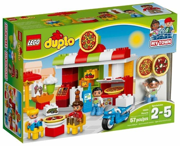 Игрушка Дупло Киоск-пиццерия