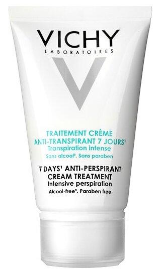 Vichy дезодорант-антиперспирант, крем, 7 дней