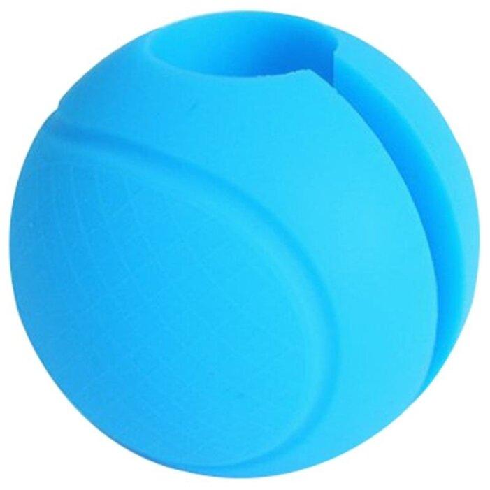 Расширитель хвата Original FitTools FT-BALLGRIP голубой